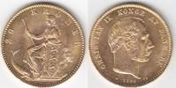 20 Kroner GOLD 1890 Dänemark Christian IX. 1863-1906 vorzüglich  399,00 EUR
