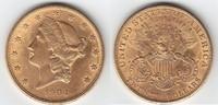 20 Dollars GOLD 1904 U.S.A. Double Eagle vorzüglich / fast prägefrisch  1249,00 EUR