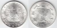 500 Lire Silber 1976 San Marino Baum prägefrisch  10,00 EUR