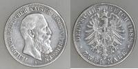 2 Mark 1888 A Preußen Friedrich III. 1888 stark bearbeitet, Belegexempl... 19,00 EUR