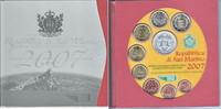 8,88 Euro 2007 San Marino Kursmünzensatz mit 5 Euro Silbermünze bankfri... 39,00 EUR  +  10,00 EUR shipping