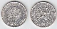 5 Reichsmark 1928 G Weimarer Republik Eichbaum gutes sehr schön+  139,00 EUR