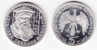 5 Mark 1969 F BRD Gerhard Mercator PP in Münzrähmchen  7,00 EUR  +  6,00 EUR shipping