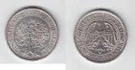 5 Reichsmark 1932 A Weimarer Republik Eichbaum Randverprägung, sonst be... 99,00 EUR  +  10,00 EUR shipping