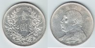 1 Dollar Silber 1914 China Yüan-Shih Kai vorzüglich  129,00 EUR