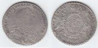 1/2 Taler 1766 Hessen-Kassel Friedrich II. 1760-1785 schön/ sehr schön  69,00 EUR  +  10,00 EUR shipping
