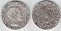 """Taler 1855 Hessen-Kassel """"Friedrich Wilhelm I. 1847-1866"""" seh... 129,00 EUR"""