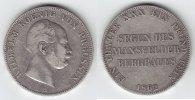 Ausbeutetaler 1862 A Brandenburg-Preußen Wilhelm I. 1861-1888 sehr schö... 69,00 EUR