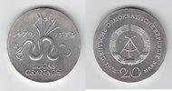 20 Mark Silber 1972 DDR Lucas Cranach fast Stempelglanz  39,00 EUR  +  10,00 EUR shipping