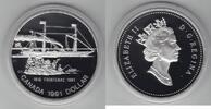 1 Dollar 1991 Kanada Schiff, S.S. Frontenac PP Proof in Original-Kapsel... 9,00 EUR  +  6,00 EUR shipping
