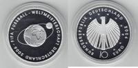 10 Euro 2004 Bundesrepublik Deutschland Fußball-WM, 2. Ausgabe Spiegelg... 19,00 EUR