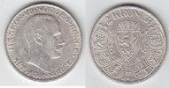 2 Kroner Silber 1914 Norwegen Haakon VII. 1905-1957 sehr schön+  69,00 EUR  +  10,00 EUR shipping