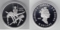 15 Dollars 1992 Kanada 100 Jahre Olympische Spiele der Neuzeit 1896-199... 22,00 EUR  +  6,00 EUR shipping