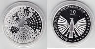 10 Euro 2007 Bundesrepublik Deutschland 50 Jahre Römische Verträge Spie... 20,00 EUR  +  6,00 EUR shipping