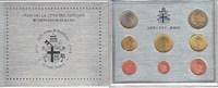 3,88 2003 Vatikan Papst Johannes Paul II. Original-Kursmünzensatz< / i>... 159,00 EUR  +  10,00 EUR shipping