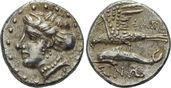 Drachme 360-320 v.Chr. PAPHLAGONIEN  vz+