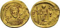 Solidus 527 - 537 n.Chr. Constant BYZANZ Iustinian I., 527 - 565 n.Chr.... 420,00 EUR  +  9,90 EUR shipping