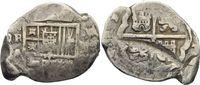 4 Reales Schiffsgeld Mexico City ( SPANIEN Philipp IV., 1621 - 1665 (?)... 60,00 EUR  +  9,90 EUR shipping
