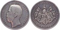 Medaille (v. Raither bei Drentwett) 1886 Thüringen Gera entf. Öse, s-se... 40,00 EUR