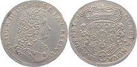 2/3 Taler 1698 Brandenburg-Preussen Friedrich III. 1688-1701, Kurfürst ... 290,00 EUR