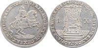 Groschen 1741 Sachsen-Albertinische Linie Friedrich August II. 1733-176... 110,00 EUR