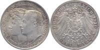 3 Mark 1910  A Sachsen-Weimar-Eisenach Wilhelm Ernst 1901-1918. vorzügl... 90,00 EUR  +  5,00 EUR shipping