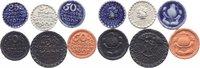 LOT: 25 Pfennig (2), 50 Pfennig (3), 75 Pfennig 1921 Höhr bei Koblenz ... 90,00 EUR  +  5,00 EUR shipping
