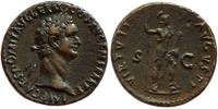 As 87 AD Roman Imperial Domitian Sehr schön  375,00 EUR  +  10,00 EUR shipping