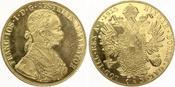 1915  4 Dukaten Österreich 1915 Gold vz-p...