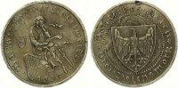 1930 A  3 Reichsmark Vogelweide ss Henkelspur  55,00 EUR  +  7,00 EUR shipping