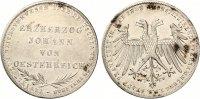 1848  Frankfurt Stadt Doppelgulden 1848 Johann von Österreich vz  135,00 EUR125,00 EUR  +  7,00 EUR shipping
