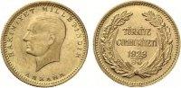 1957  Türkei 100 Piaster vz-st  330,00 EUR  +  7,00 EUR shipping