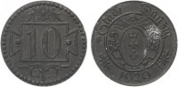   10 Pfennig Danzig