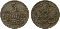   5 Pfennig Danzig