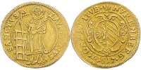f.vz NÜRNBERG STADT Goldgulden 1617 Matthias, 1612-1619 1000,00 EUR No additional tax+  7,00 EUR shipping