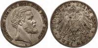 1892  2 Mark Reuss ältere Linie 1892 Heinrich XXII Fast Stempelglanz f... 1950,00 EUR  +  7,00 EUR shipping