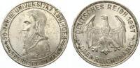 1927  3 Mark Tübingen vz-st kl Rf  315,00 EUR  +  7,00 EUR shipping