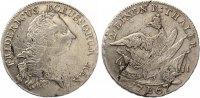 1767 B  Brandenburg Preussen  Friedrich II 1/2 Reichstaler 1767 B ss  80,00 EUR  +  7,00 EUR shipping