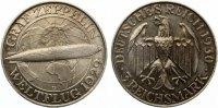 1930 D  3 Mark Zeppelin vz+ feine Patina  95,00 EUR90,00 EUR  +  7,00 EUR shipping