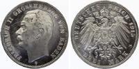 1915 selten  3 Mark Baden Erstabschlag fast st / st Aver leichte Kratzer  250,00 EUR  +  7,00 EUR shipping