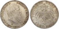 1911  5 Mark Bayern 1911 Luitpold 90. Geburtstag vz-st hübsche Patina  115,00 EUR  Excl. 7,00 EUR Verzending