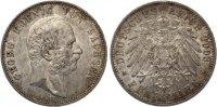 1903  5 Mark Sachsen 1903 Georg  vz  200,00 EUR  +  7,00 EUR shipping
