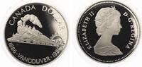 1986 pp KANADA 1 DOLLAR 1986 100 JAHRE STADT VANCOUVER TRANSKANADISCHE... 12,00 EUR  +  4,00 EUR shipping