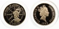 1993  50 NZL Dollars Cook Islands Hojeda 500 Jahre Amerika 7,78g 583,3... 185,00 EUR  +  7,00 EUR shipping