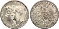 1910  3 Mark Sachsen Weimar Eisenach vz  70,00 EUR  +  7,00 EUR shipping