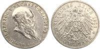 1901  5 Mark Sachsen Meiningen fast vz  475,00 EUR  +  7,00 EUR shipping