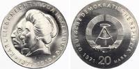 1971  20 Mark Liebknecht / Luxemburg nahezu st  55,00 EUR  Excl. 7,00 EUR Verzending
