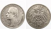 1901  2 Mark Sachsen Weimar Eisenach Wilhelm Ernst ss  350,00 EUR  Excl. 7,00 EUR Verzending