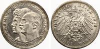 1914  3 Mark Anhalt Silberhochzeit gutes vz  75,00 EUR  +  7,00 EUR shipping