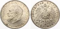 1914  5 Mark Bayern Ludwig III vz-st  175,00 EUR  +  7,00 EUR shipping